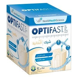 OPTIFAST® VLCD™ SHAKE VANILLA
